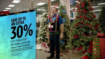 Sears TV Spot, '2018 Holidays: Save on Apparel'