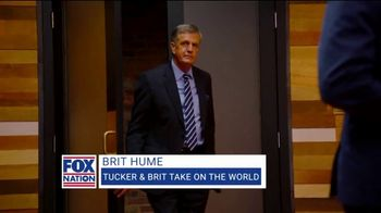 FOX Nation TV Spot, 'Analysis' Featuring Brit Hume