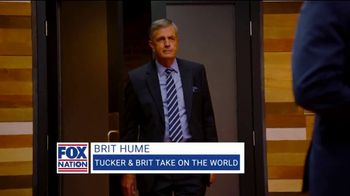 FOX Nation TV Spot, 'Analysis' Featuring Brit Hume - 20 commercial airings