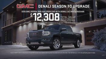 GMC Denali Season to Upgrade TV Spot, 'Gift Like a Pro' [T2] - Thumbnail 7