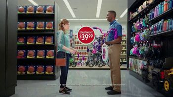 Academy Sports + Outdoors TV Spot, 'Speaks Kid: Bike and Gift Cards' - Thumbnail 6