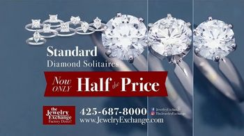 Jewelry Exchange TV Spot, 'Diamonds at Their Lowest Prices Ever'