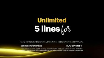 Sprint Unlimited Plan TV Spot, 'It's the Truth' - Thumbnail 9