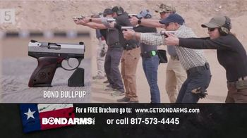 Bond Arms Inc. TV Spot, 'Double Barrel Handgun' - Thumbnail 10