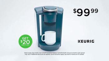 Kohl's TV Spot, 'Holidays: Fragrances, Keurig and Fitbit Versa' - Thumbnail 4