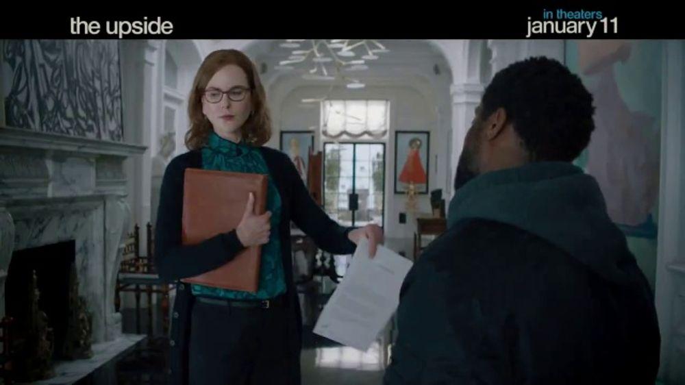 The Upside Tv Movie Trailer Ispottv