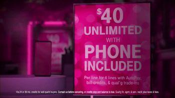 T-Mobile TV Spot, 'Store Choir' - Thumbnail 10