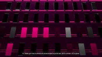 T-Mobile TV Spot, 'Store Choir' - Thumbnail 8
