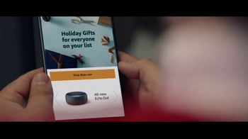Amazon TV Spot, '2018 Holidays: Can You Feel It: Last Minute Gifting' - Thumbnail 3