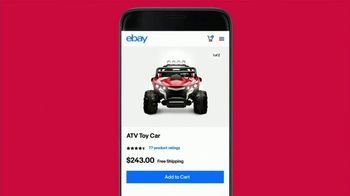 eBay TV Spot, 'Holiday Joyride' Song by Bonti - Thumbnail 10