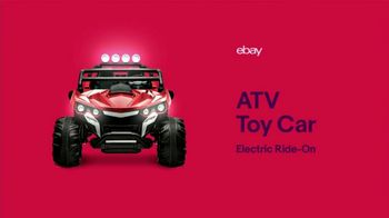 eBay TV Spot, 'Holiday Joyride' Song by Bonti - Thumbnail 9