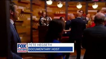 FOX Nation TV Spot, 'Gathering' Featuring Pete Hegseth