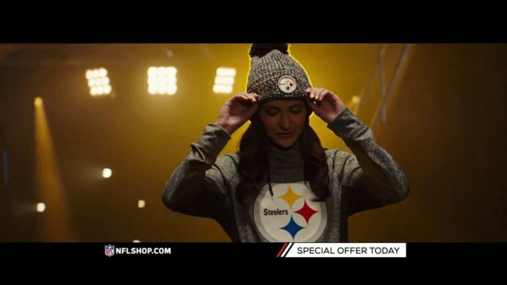 NFL Shop TV Commercial, 'Patriots and Steelers Fans'