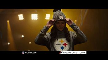 NFL Shop TV Spot, 'Patriots and Steelers Fans' - 4 commercial airings