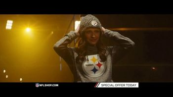 NFL Shop TV Spot, 'Patriots and Steelers Fans' - Thumbnail 6