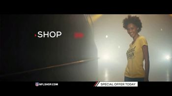 NFL Shop TV Spot, 'Patriots and Steelers Fans' - Thumbnail 8