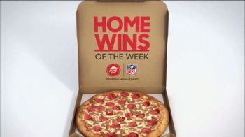 Pizza Hut $5 Lineup TV Spot, 'Home Wins of the Week: Browns' - Thumbnail 2