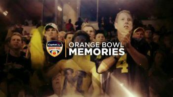 Orange Bowl TV Spot, 'Memories: 2000 Orange Bowl' Featuring Dabo Swinney - Thumbnail 1