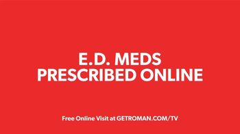 Roman TV Spot, 'E.D. Meds Prescribed Online' - Thumbnail 4