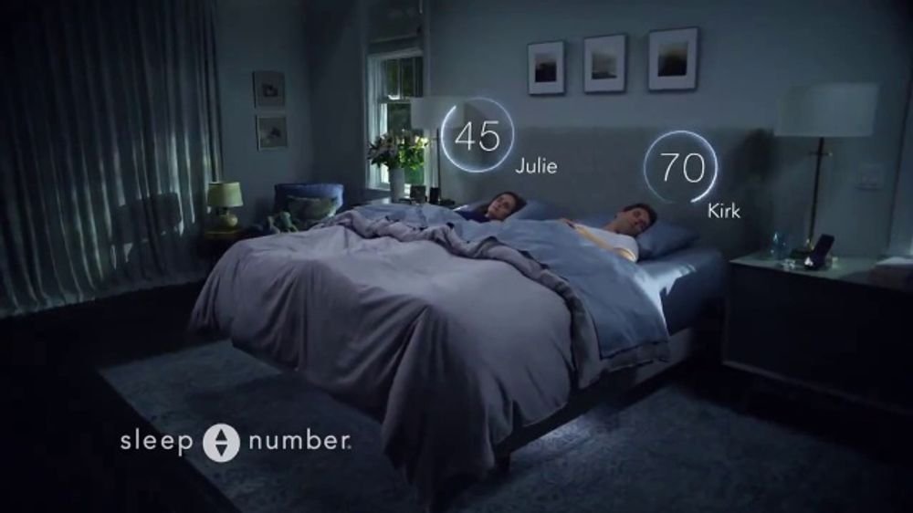 Sleep Number 360 Smart Bed Tv Commercial This Is Not A