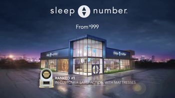 Sleep Number 360 Smart Bed TV Spot, 'This Is Not a Bed' Featuring Kirk Cousins - Thumbnail 8