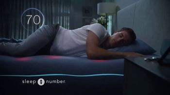 Sleep Number 360 Smart Bed TV Spot, 'This Is Not a Bed' Featuring Kirk Cousins - Thumbnail 4