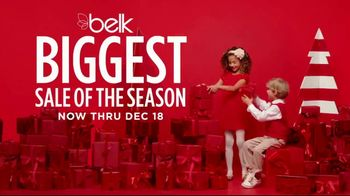 Belk Biggest Sale of the Season TV Spot, 'Diamond Pendant and Estee Lauder Gift' - Thumbnail 2
