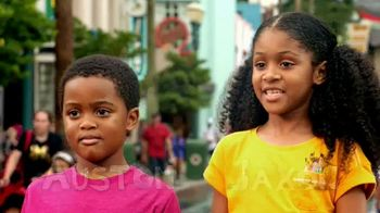 Walt Disney World TV Spot, 'Disney Channel: My Disney Day: Jaxon' - Thumbnail 1