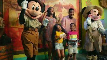 Walt Disney World TV Spot, 'Disney Channel: My Disney Day: Jaxon' - Thumbnail 7