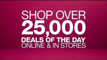Macy's One Day Sale TV Spot, 'Boots, Handbags, Watches and Cashmere' - Thumbnail 1