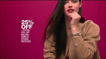 Macy's One Day Sale TV Spot, 'Boots, Handbags, Watches and Cashmere' - Thumbnail 4