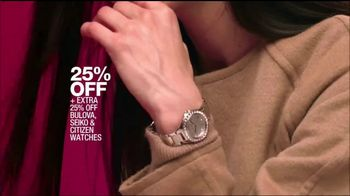 Macy's One Day Sale TV Spot, 'Boots, Handbags, Watches and Cashmere' - Thumbnail 5