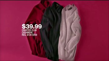 Macy's One Day Sale TV Spot, 'Boots, Handbags, Watches and Cashmere' - Thumbnail 7