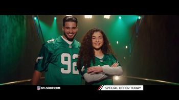 NFL Shop TV Spot, 'Eagles and Rams Fans' - 3 commercial airings