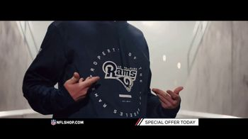 NFL Shop TV Spot, 'Eagles and Rams Fans' - Thumbnail 4