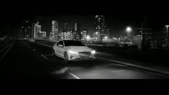 Genesis G70 TV Spot, 'Hold Tight and Let Go' [T1]