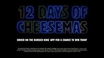 Burger King 12 Days of Cheesemas TV Spot, 'Gifts' - Thumbnail 10
