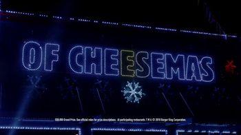 Burger King 12 Days of Cheesemas TV Spot, 'Gifts' - Thumbnail 4