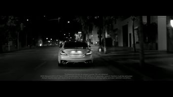 2019 Genesis G70 TV Spot, 'Ready: Hold Tight and Let Go' [T2] - Thumbnail 5