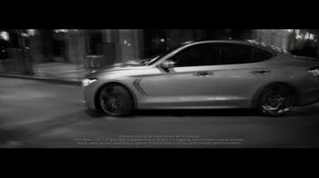 2019 Genesis G70 TV Spot, 'Ready: Hold Tight and Let Go' [T2] - Thumbnail 6