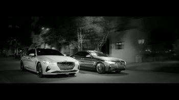 2019 Genesis G70 TV Spot, \'Ready: Hold Tight and Let Go\' [T2]