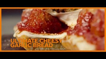 Subway Ultimate Cheesy Garlic Bread TV Spot, 'Happy Place' - Thumbnail 8