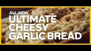 Subway Ultimate Cheesy Garlic Bread TV Spot, 'Happy Place' - Thumbnail 6