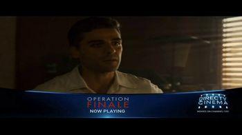 DIRECTV Cinema TV Spot, 'Operation Finale'