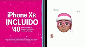 T-Mobile Unlimited TV Spot, 'Algo increíble' [Spanish] - 15 commercial airings