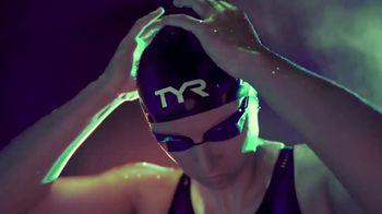 TYR Venzo TV Spot, 'Tech Suit Innovation' Featuring Katie Ledecky, Ryan Lochte