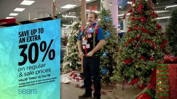 Sears TV Spot, '2018 Holidays: Save on Apparel' - Thumbnail 3