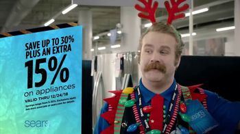 Sears TV Spot, '2018 Holidays: Save on Apparel' - Thumbnail 7