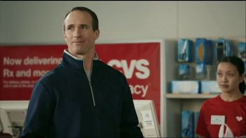 VISA TV Spot, 'CVS Health: The Most Amazing' Featuring Drew Brees - 71 commercial airings