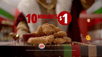 Burger King Chicken Nuggets TV Spot, 'The King Is Nuts' - Thumbnail 10